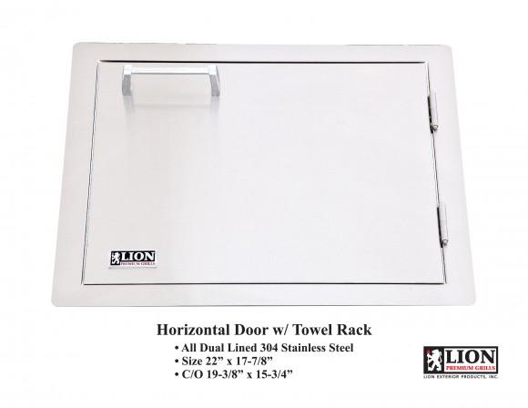 Lion Horizontal Access Door