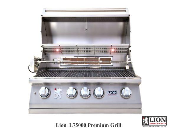 Lion BBQ L75000 Premium Grill