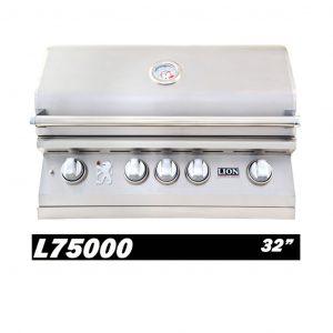 32″ Premium Gas Grill – L75000