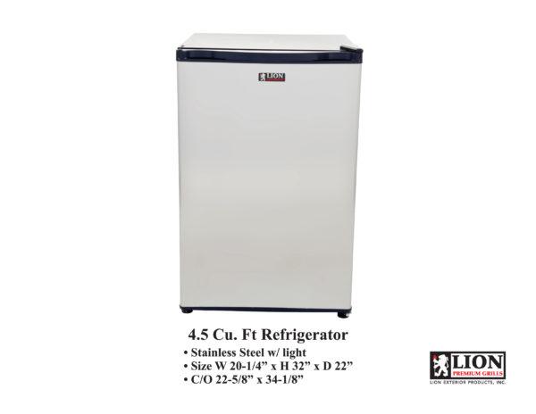 Lion BBQ Refrigerator