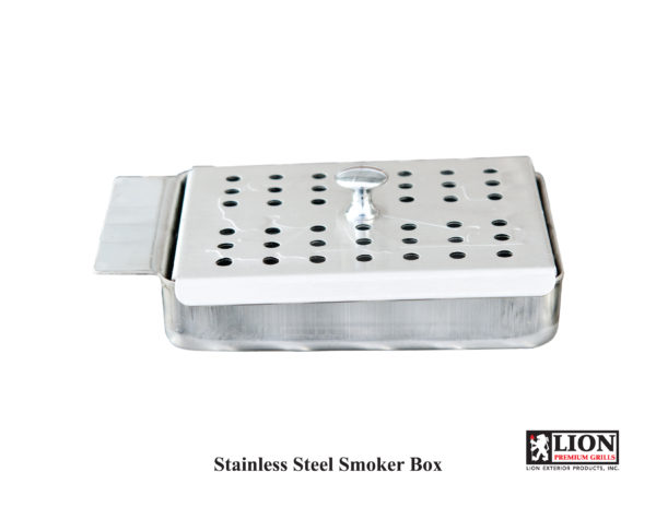 Lion Stainless Steel Smoker Box