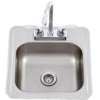 Lion Bar Faucet and Sink