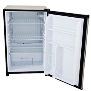 Lion Premium Grills Refrigerator with Open Door