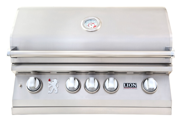 Lion Premium BBQ L75000 32 Inch Gas Grill