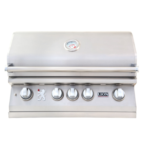 Lion Premium Grills L75000 32-Inch Stainless Steel Built-In Gas Grill
