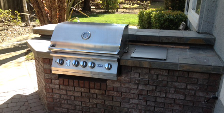 Before and After – Lion Premium Grills is Superior
