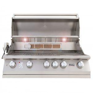 40″ 5-Burner Gas Grill – L90000