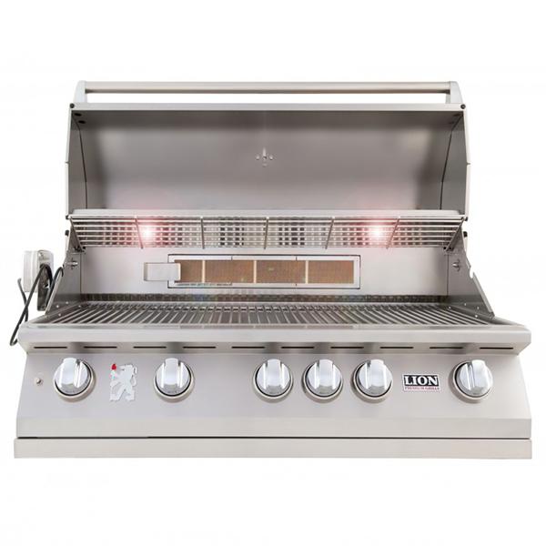 Lion Grills 40-Inch 5-Burner