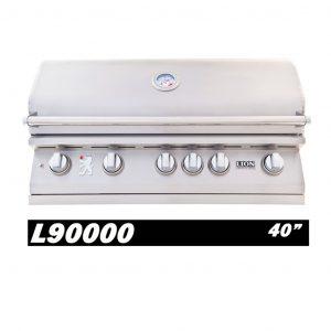 40″ Premium Gas Grill – L90000