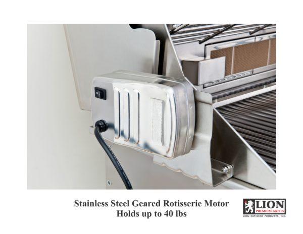 Image of Lion Premium Grills Rotisserie Motor