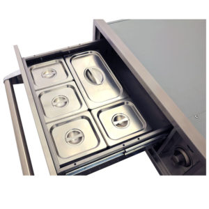 30″ Warming Drawer