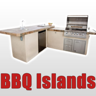 Shop BBQ Islands Made By Lion Premium Grills