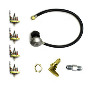 Conversion Kit to Liquid Propane for Lion 32-Inch L75000 Grill