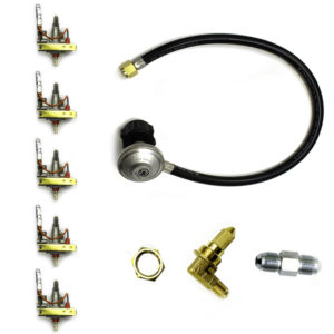 Conversion Kit to Liquid Propane for Lion 40-Inch L90000 Grill