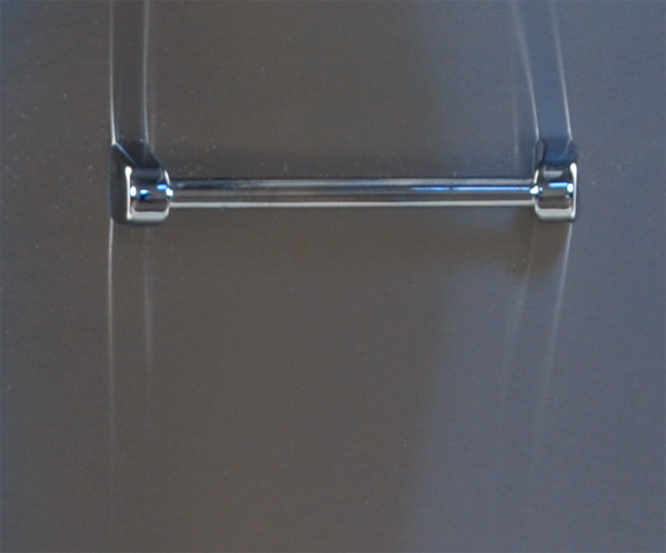 3321 Door Drawer Handle with Screws and Washers