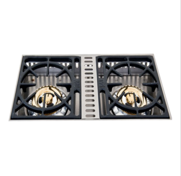 Double Side Burner Grate Divider