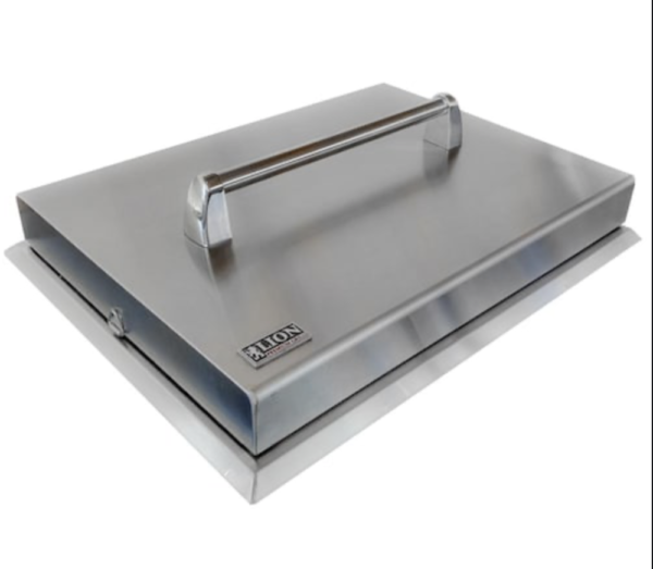 Lion Double Side Burner Lid with Handle